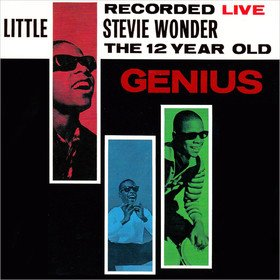 12 Year Old Genius Stevie Wonder