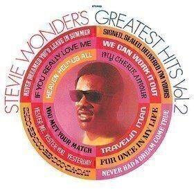 Greatest Hits Vol. 2 Stevie Wonder