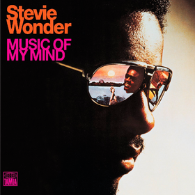 Music Of My Mind -180Gr- Stevie Wonder