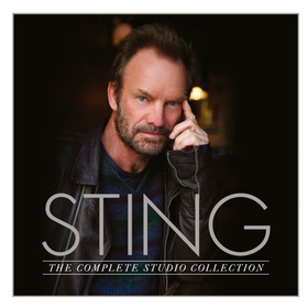 The Complete Studio Collection (Limited Edition) Sting