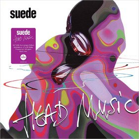 Head Music Suede