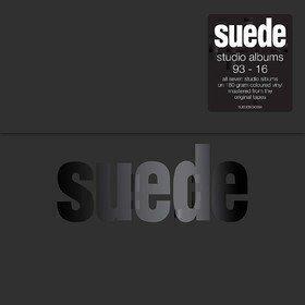 Studio Albums 93 - 16 (Box Set) Suede