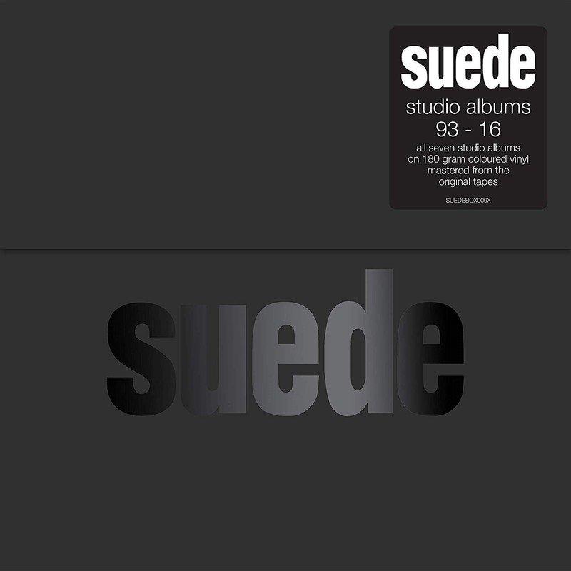 Studio Albums 93 - 16 (Box Set)