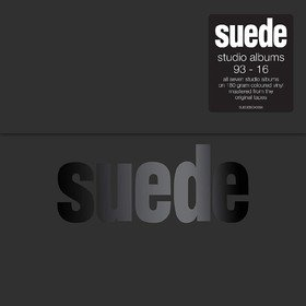 Studio Albums 93 - 16 (Box Set) Suede