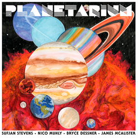 Planetarium (Bryce Dessner, Nico Muhly, James McAlister) Sufjan Stevens