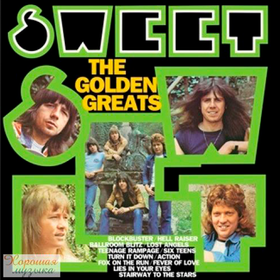 Sweet'S Golden Greats Sweet