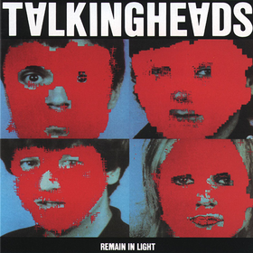 Remain In Light -Hq- Talking Heads