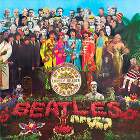 Sgt. Pepper's Lonely Hearts Club Band (Anniversary Edition) The Beatles