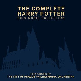 Complete Harry Potter Film Music Collection (Limited Edition) The City Of Prague Philharmonic Orchestra