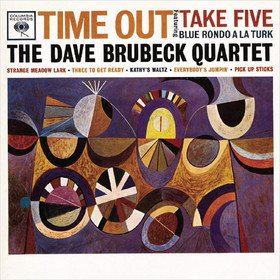 Time Out Dave Brubeck