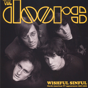 Wishful Sin: North American Tv Appearances 1967-1969 The Doors