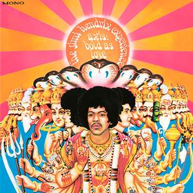 Axis: Bold As Love (Mono) The Jimi Hendrix Experience