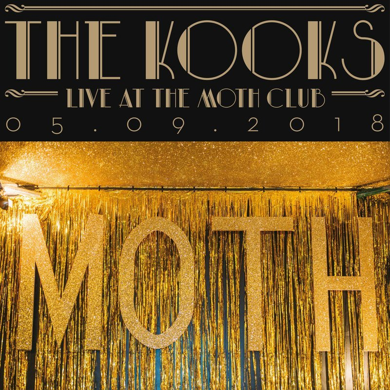 Live At The Moth Club 05.09.2018