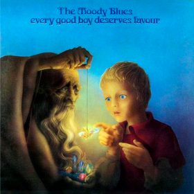 Every Good Boy Deserves Favour The Moody Blues