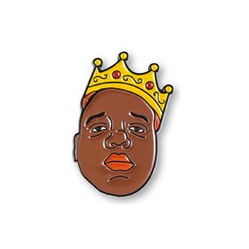The Notorious B.I.G. Pin Vinyla Pins
