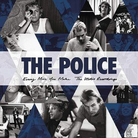 Every Move You Make: The Studio Recordings (Box Set) The Police