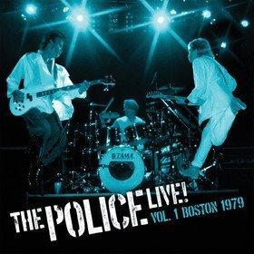 Live! Vol. 1: Boston 1979 The Police
