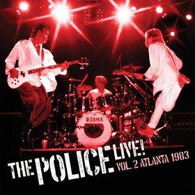 Live! Vol. 2: Atlanta 1983 The Police
