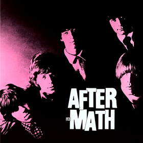 Aftermath UK The Rolling Stones