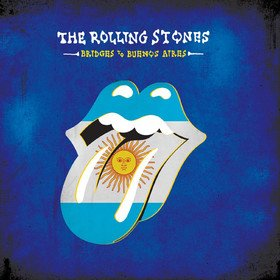 Bridges To Buenos Aires - Live At Estadio Monumental (Limited Edition) The Rolling Stones