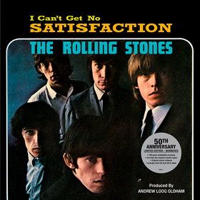 (I Can't Get No) Satisfaction (Special 50th Anniversary Single Edition, Limited Edition) The Rolling Stones