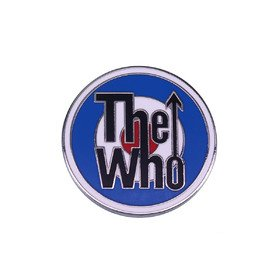 The Who Pin Vinyla Pins