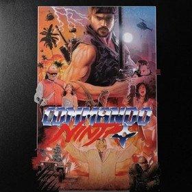 Commando Ninja (Limited Edition) Thomas Cappeau