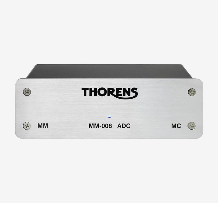MM 008 ADC Silver