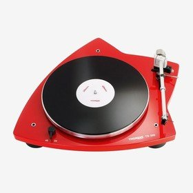 TD 209 High Gloss Red Thorens