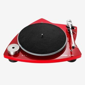 TD 309 High Gloss Red Thorens