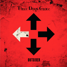 Outsider Three Days Grace