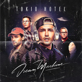 Dream Machine Tokio Hotel