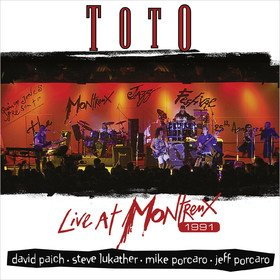 Live At Montreux 1991 Toto