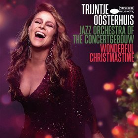 Wonderful Christmastime Trijntje Oosterhuis & Jazz Orchestra Of The Concertgebouw