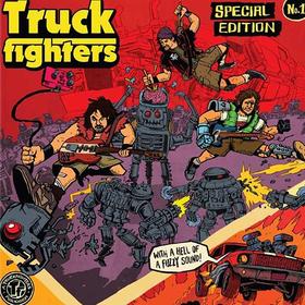 Gravity X/Phi (Triple Vinyl Deluxe Set) Truckfighters