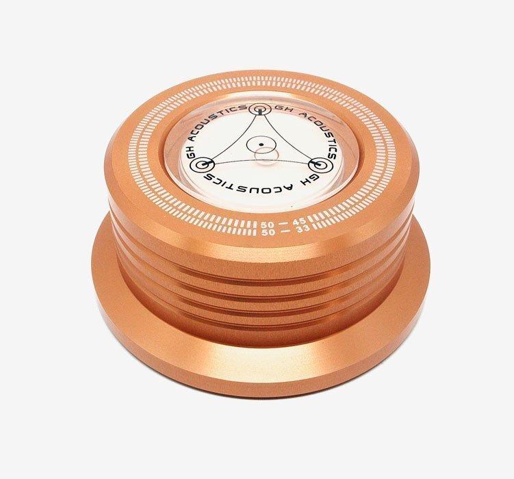 Стабилизатор для виниловых пластинок Золото (прижим)
