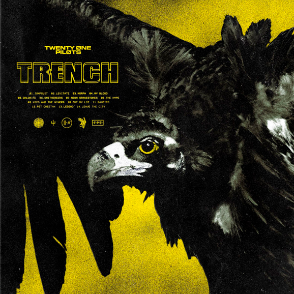 Trench (Coloured)