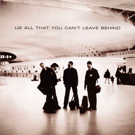All That You Can't Behind U2