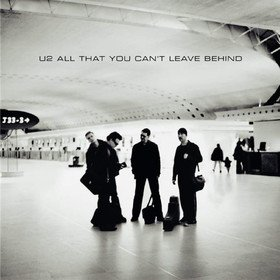 All That You Can't Leave Behind - 20th Anniversary U2