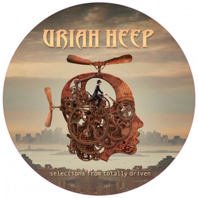 Selections From Driven (Limited Edition) Uriah Heep