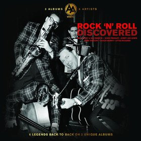Rock 'N' Roll Discovered V/A