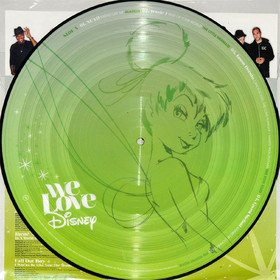 We Love Disney (Picture Disc) V/A