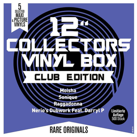 """12"""" Collector's Vinyl Box (Club Edition) Various Artists"""
