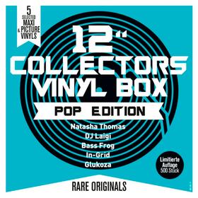 "12"" Collector's Vinyl Box (Pop Edition) Various Artists"