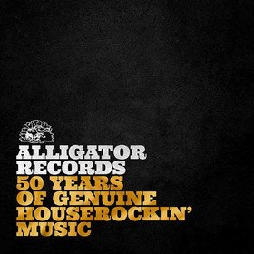 50 Years Of Genuine Houserockin' Music Various Artists