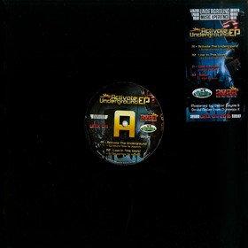 Activate Underground EP Various Artists