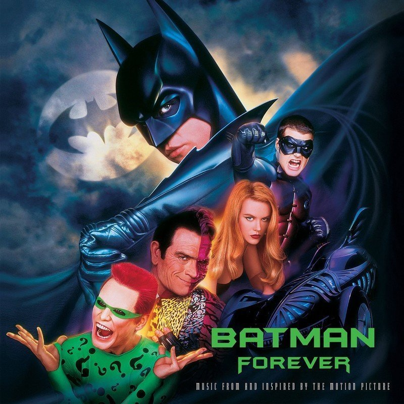 Batman Forever Music From The Motion Picture (Limited Edition)