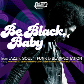 Be Black Baby Various Artists