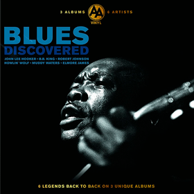 Blues Discovered Various Artists