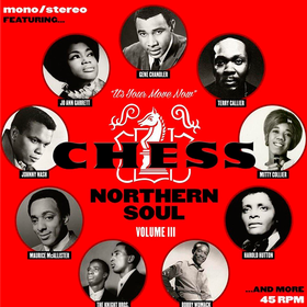 Chess Northern Soul Volume III Various Artists